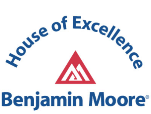 House of Excellence Benjamin Moore